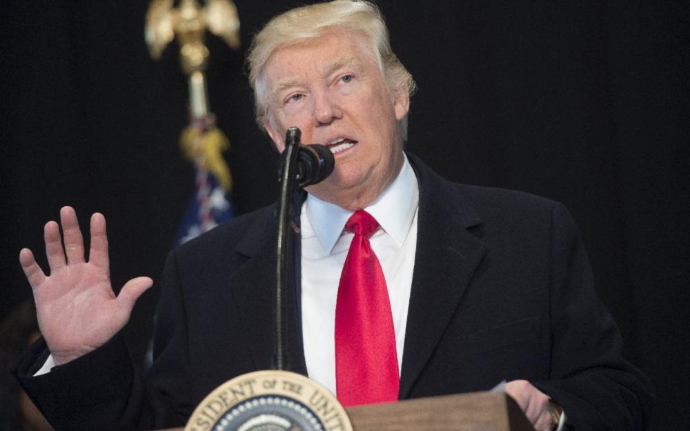 Trump - Le Parisien