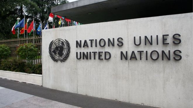 UN - BBC