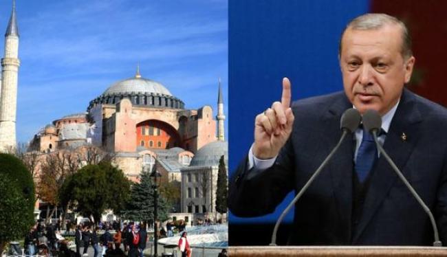 Ayia Sophia Erdogan 2b