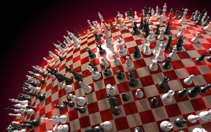 Chess game - Global research