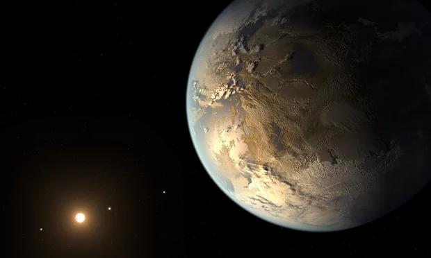 Exoplanet Kepler186f 1a T Pyle AFP Getty