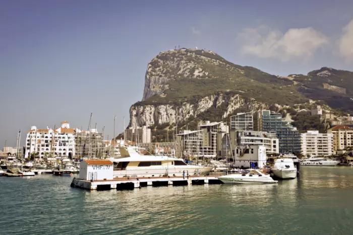 Gibraltar 1a Ben Birchall PA Wire