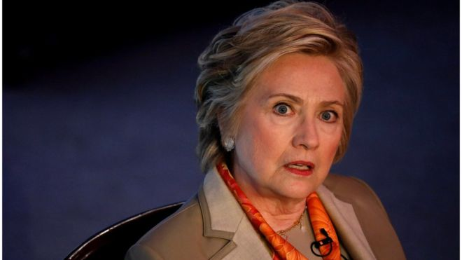 Hillary Clinton 6f Reuters feared