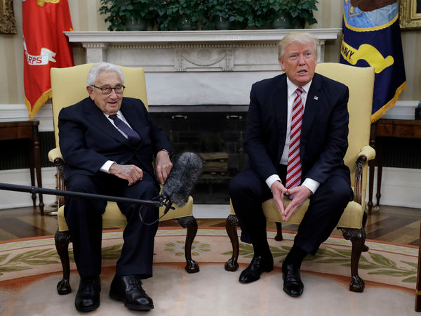 Kissinger & Trump 1a LLLL