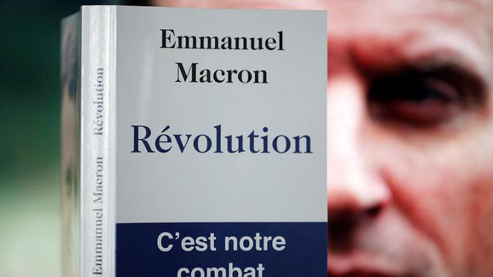 Macron Revolution 1a LLLL