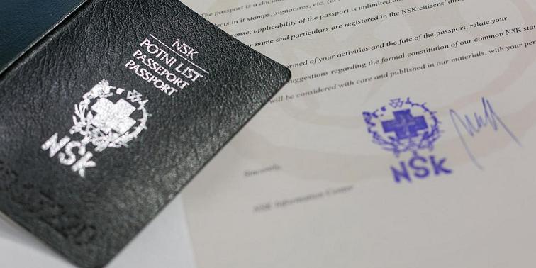 NSK passport 1a LLLL