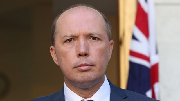 Peter Dutton 6f Andrew Meares