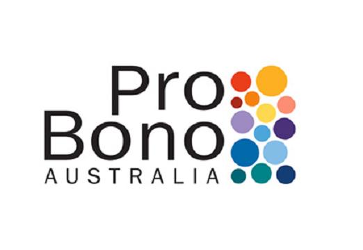 Pro bono Australia 1a logo