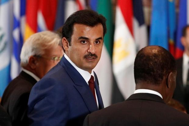 Sheikh Tamim bin Hamad al-Thani 1a AFP