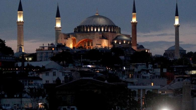 Agia Sophia 1a Lato Klodian EUROKINISSI