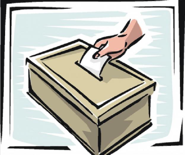 Ballot Box 6f caricature LLLL