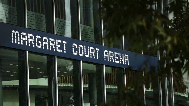 Margaret Court Arena 1a Pat Scala