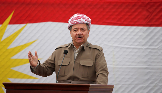 Masoud Barzani 1a Reuters Azad Lashkari