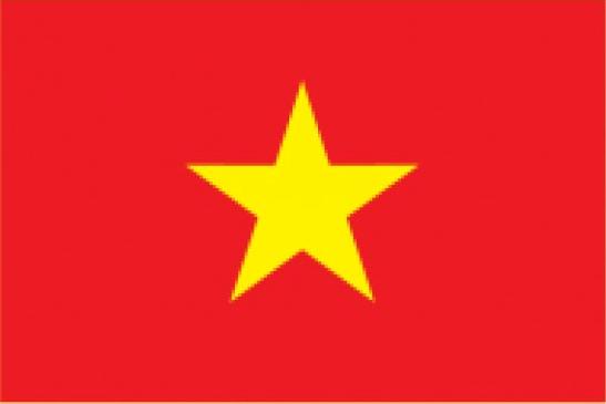 Viet Nam flag 1a LLLL