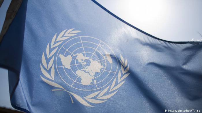 UN Flag 3c
