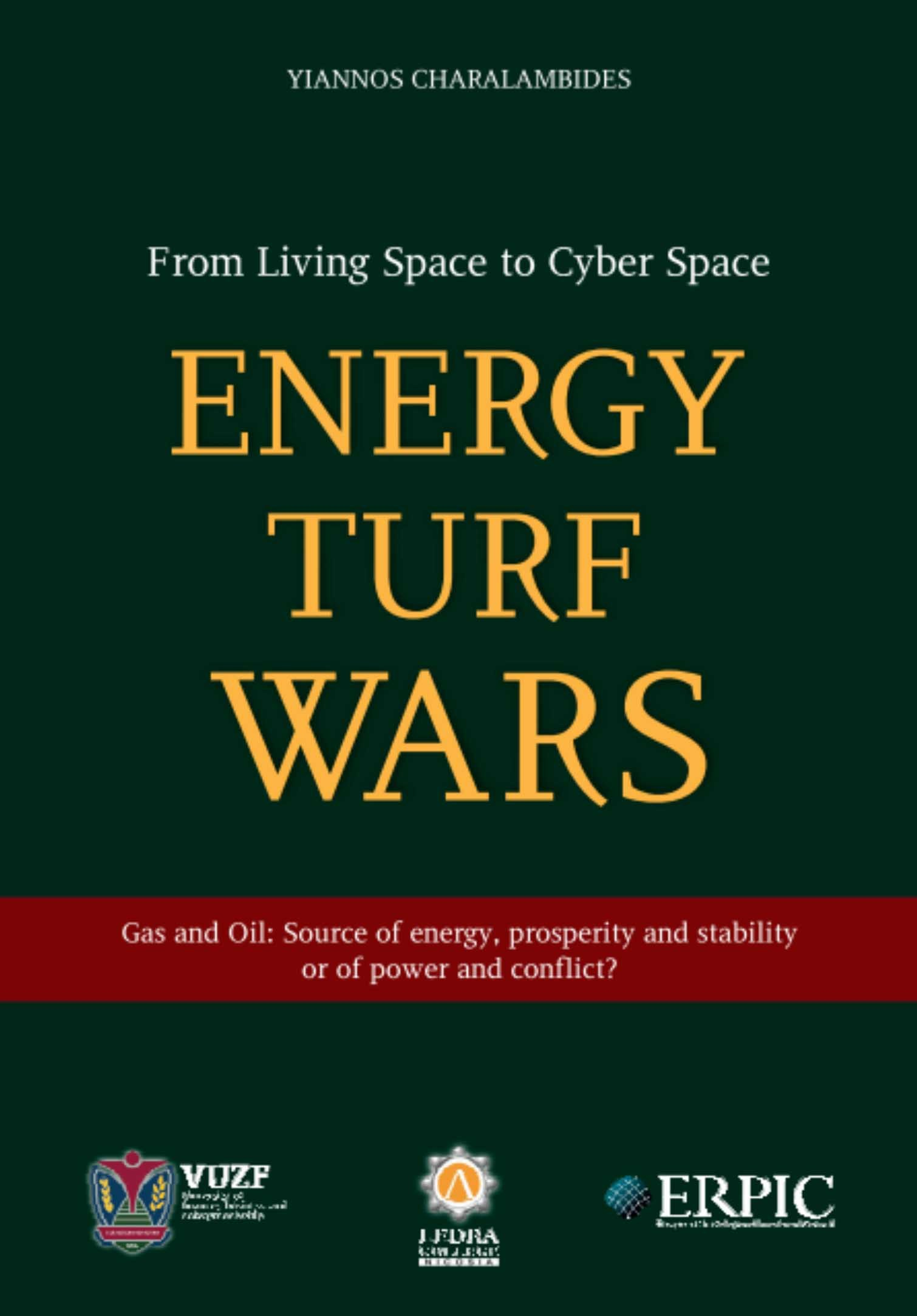 Energy Turf Wars 1a book cover LLLL