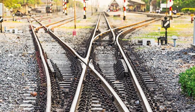Railway lines 1a LLLL