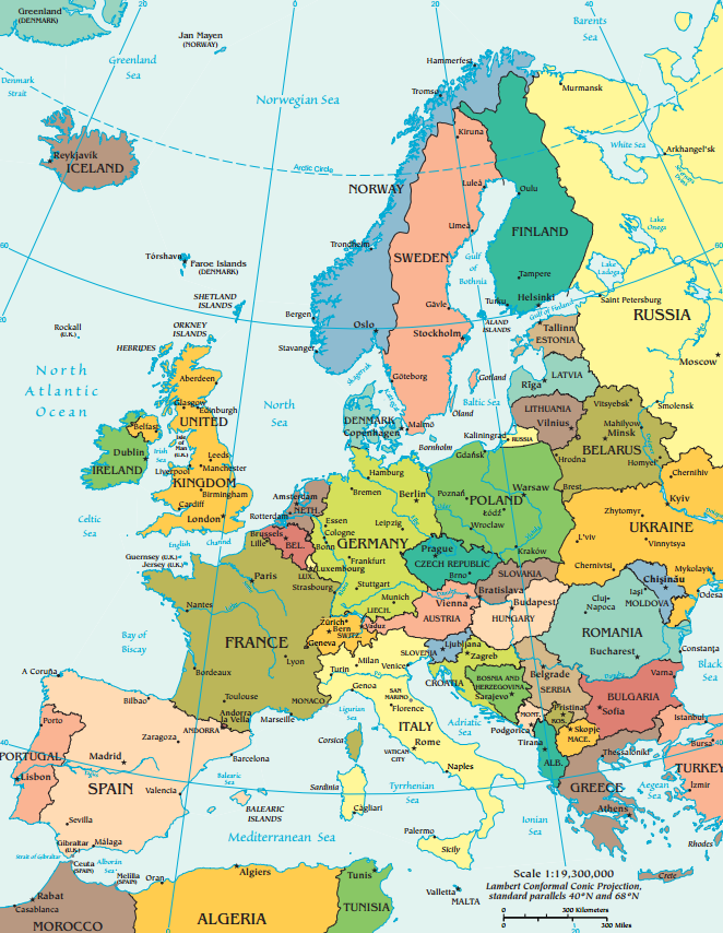 Europe 3c map LLLL