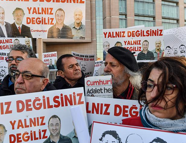 Photo of International security organization OSCE calls on Turkey to release journalists