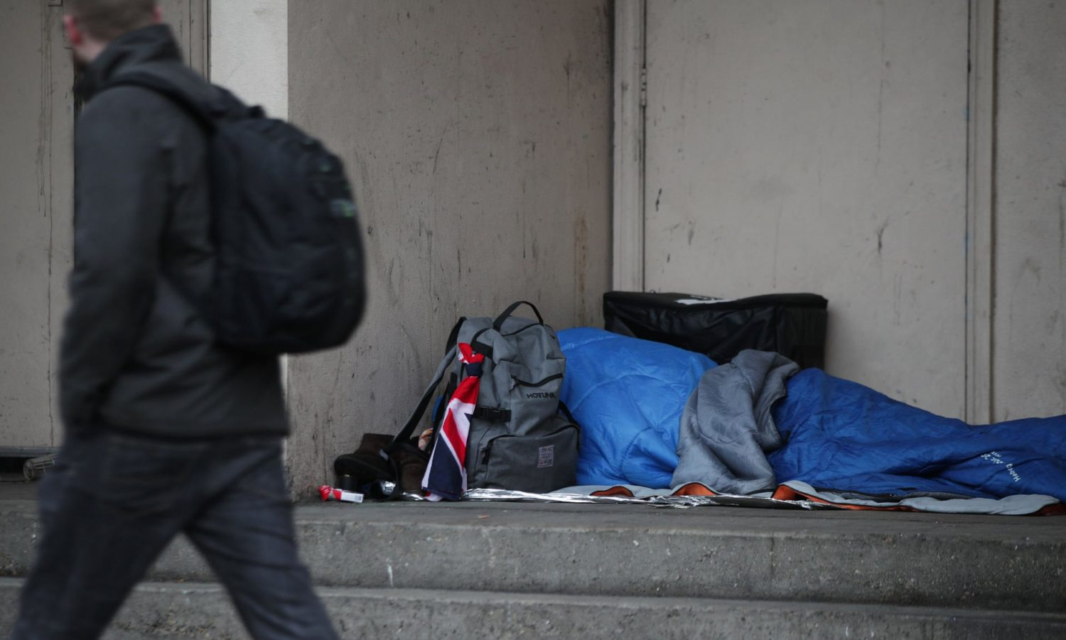 Photo of Surge in rough sleepers prompts call for more action to tackle crisis