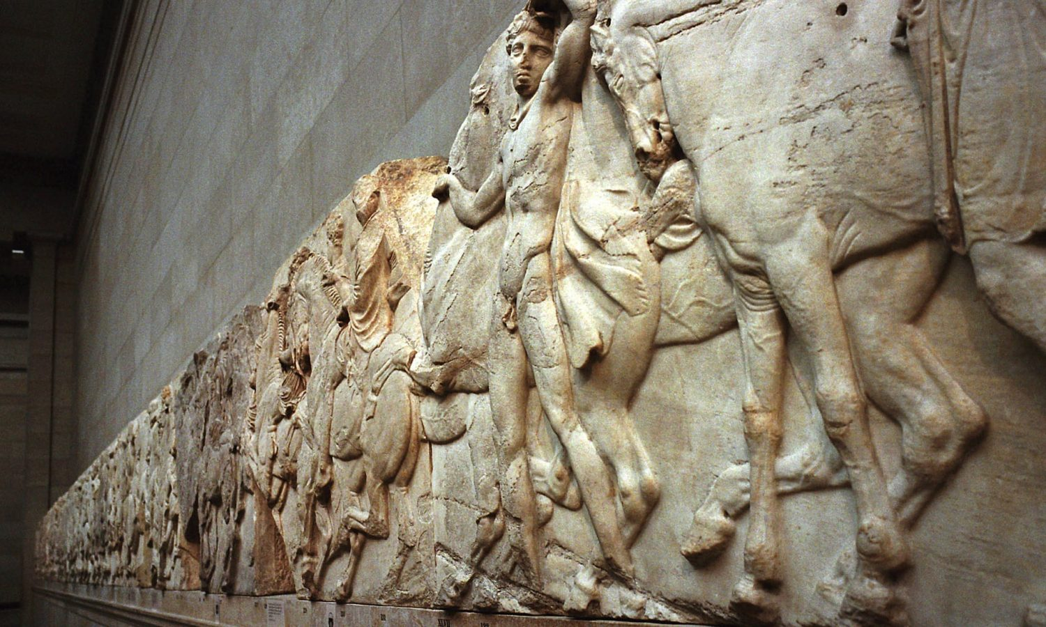 Photo of Reuniting the Parthenon marbles is nothing to do with nationalism
