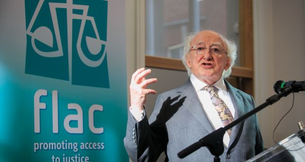 Photo of The Irish Times view on the legal system: access denied