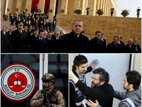 Photo of Τουρκία: «Φυλακή» και «νεκροταφείο» για τους δημοσιογράφους
