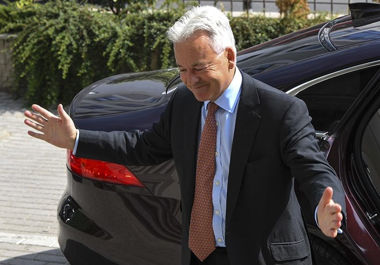 Photo of Letter to Sir Alan Duncan – Cyprus