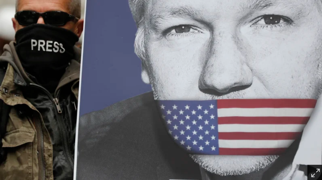 Photo of Assange a victim of torture and Australia shares blame, says UN expert