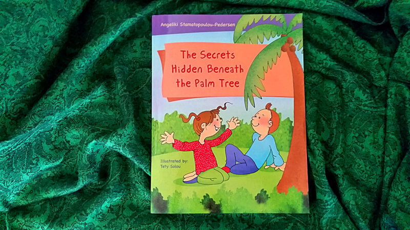 Photo of The Secrets Hidden Beneath the Palm Tree: A picture book about deafness