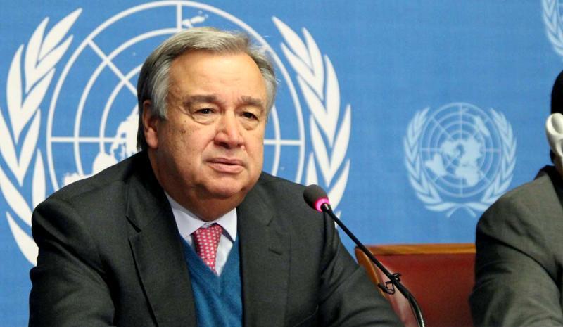 Photo of Open Letter To UN Secretary General Antonio Guterres