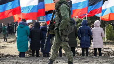 Photo of Rebels without a Cause: Russia's Proxies in Eastern Ukraine