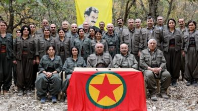 Photo of PKK letter to the American people and President Trump