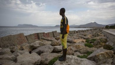 Photo of Letter from Africa: How a teenager risked all for a life in limbo