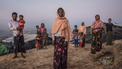 Photo of Kutupalong refugee camp, home to more than 600,000 Rohingya, faces daily challenges