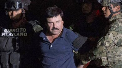 Photo of El Chapo held 'as much power as president'