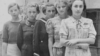Photo of The first official Jewish transport to Auschwitz brought 999 young women. This is their story.