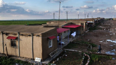 Photo of Jinwar, the Middle East's first feminist commune for Arab, Kurdish, and Yazidi victims of Islamic State