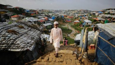 Photo of Violence forced the Rohingya to flee Myanmar
