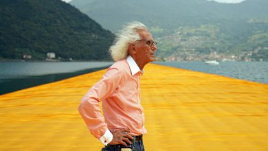 Photo of Christo, Fearless Maker of Massive Public Artworks, Has Died at 84
