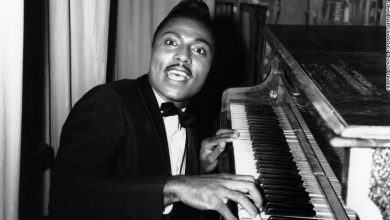 Photo of Little Richard, a flamboyant architect of rock 'n' roll, is dead at 87