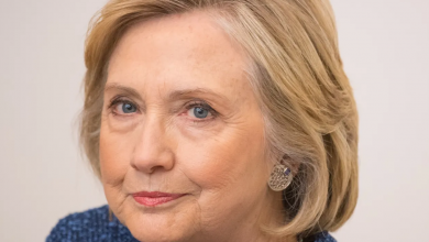 Photo of Hillary Clinton: 'It took an enormous amount of forgiving'