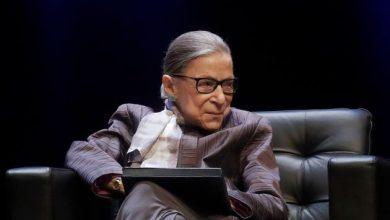 Photo of Qui pour remplacer Ruth Bader Ginsburg? Trump n'exclut pas de choisir une femme