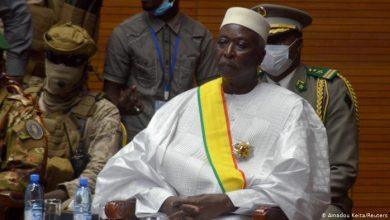 Photo of Bah N'Daw investi président de transition au Mali