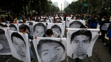 Photo of Mexico issues arrest warrants on anniversary of disappearance of 43 students