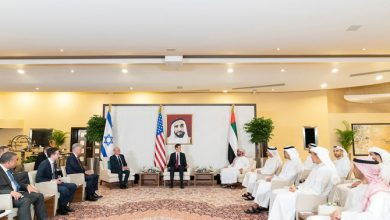 Photo of UAE, Israel and US say peace accord will prevent future conflicts