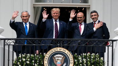 Photo of Donald Trump hails 'dawn of a new Middle East' as Israel signs landmark deals with UAE and Bahrain