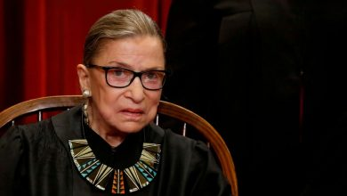 Photo of Ruth Bader Ginsburg ist tot