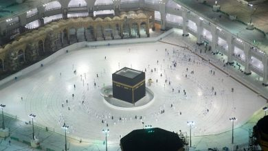 Photo of Umrah pilgrims return to a Mecca stilled by COVID-19 slump