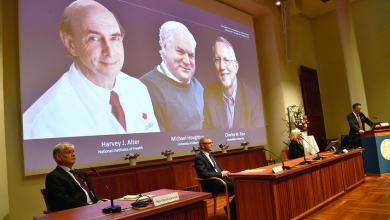 Photo of Trio of scientists win Nobel Medicine Prize for discovery of Hepatitis C virus
